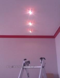 Точечные светильники 2